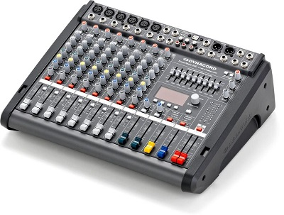 Rent Dynacord PM600 Mixing Desk £125.00 short term for exhibitions and shows in London Birmingham and UK