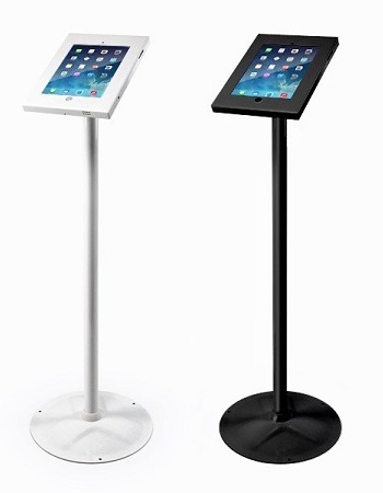 Rent IPad Stand £35.00 short term for exhibitions and shows in London Birmingham and UK