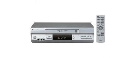 Rent Panasonic VCR Video Recorder £20.00 short term for exhibitions and shows in London Birmingham and UK