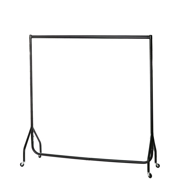 Rent 4ft Garment Rail £35.00 short term for exhibitions and shows in London Birmingham and UK